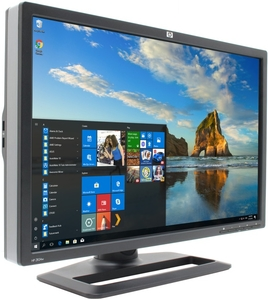 """HP ZR24w  / 24"""" / IPS / 1920x1200 / DisplayPort"""