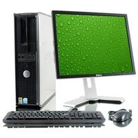 """Комплект ПК Dell OptiPlex 780 Quad + монитор 20"""" 16x10"""