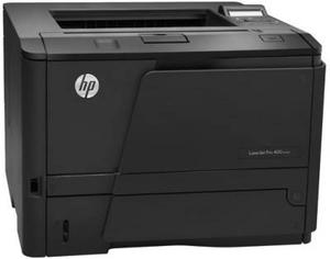 Лазерный черно-белый принтер Hp Pro 400 m401a