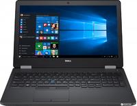 Dell Latitude E5570 - 15,6'' (1366х768) / i7-6600U / 8gb DDR4 / 240gb ssd / Radeon R7 M360, 2GB
