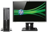 "Комплект компьютера HP Compaq 8200 ELITE sff на i3-2100 + монитор 22"" HP LA2205wg + мышь, клавиатура"