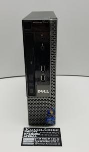 Системный блок (тонкий клиент) Dell OptiPlex 7010 USFF (со звуком) / 4-х ядерный i5-3570 (3.4 ГГц) /  ОЗУ 4Гб / ssd 128gb в количестве