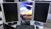 "Тонкий монитор со звуком Philips 220b4l / 22"" / 1680x1050 / LED + выход на наушники + HDMI опционально."