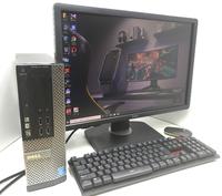 Комплект ПК: Системный блок Dell OptiPlex 9020 SFF на i5 - 4590 + Монитор Dell P2213HB