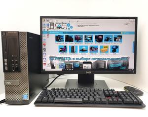 Комплект ПК: Системный блок Dell OptiPlex 9020 SFF на i5 - 4590 + Монитор Dell P2217H