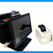 """Кассовое рабочее место ✔ ПОС терминал на 2 монитора 15"""" ELO ЕТ1517L TOUCH & Gorilla Glass на базе ✔ DELL790uSFF ✅ с i3-2120  +✔ Чековый принтер Wincor TH230 + ✔ Сканер Gryphon GD4130-BK"""