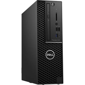 НОВЫЙ✅  Dell Precision 3431 SFF на ⭐ i3-9100 3.7Ггц DDR 4/ Win 10 Pro /  USB 3.0 / mSata + SSHD/ Intel® UHD 630 - GeForce 1030/ Выбор комплектаций✔