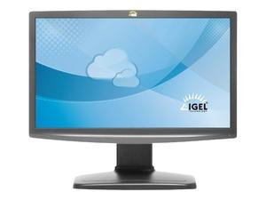 """Промышленный Моноблок  IGEL Technology IGEL TC215B UD9 LX Touch / на 4х ядерном процессоре, Intel  J1900 с пассивным охлаждением/ 2.42 ghz /21,5"""" Сенсорный, ips FULL-HD Матовый."""