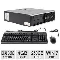 HP Compaq 6000 Elite / E8400 (3.0 ГГц) / RAM 2 ГБ / HDD 250 ГБ