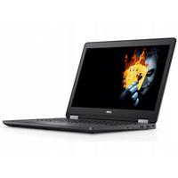 Dell Latitude E5570 - 15,6'' FullHD IPS / i7-6820HQ / 8gb DDR4 / 240gb ssd / Radeon R7 M370, 2GB