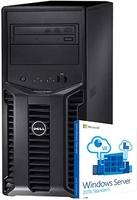 Сервер DELL Server Station T110 v2 / ✅ Xeon E3-1240V2 (аналог i7 3го поколения)✔, 4 Ядра 8потоков 3,8-3,8ГГЦ