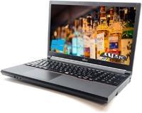 Японский Ноутбук Fujitsu Lifebook A574K / FULL HD/с нампадом/ на i5-4210M (съёмный) / Есть возможность апгрейдить. Выбор комплектации