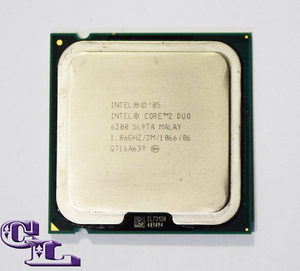 Intel Core 2 Duo E6300 1.85GHz  /2MB / 1066MHz