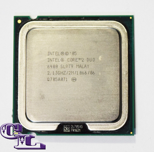 Intel Core 2 Duo E6400 2.13GHz / 2MB / 1066MHz