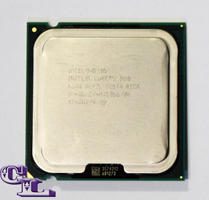 Intel Core 2 Duo E6600 2.4GHz / 4MB / 1066MHz