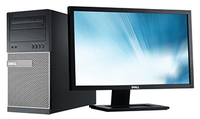 Копмплект ПК DELL optiplex 980 TOWER на Intel Core i3-550 + Монитор DELL 2311 на Full HD