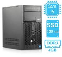 Fujitsu ESPRIMO P500 E85+ / i5-2500 (3.3 ГГц ) / RAM 4 / SSD 128