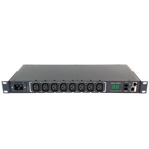 "питание - Servertech 12 outlet PDU ""SWITCHED RACK PDU  SN: AKKF0002601"""