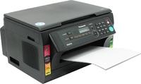 Компактный МФУ (Принтер, сканер, ксерокс) Panasonic KX MB2000 лазерный черно-белый / пробег до 10т страниц