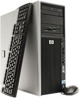 HP Workstation z420 / Xeon E5 1650 v2 6ядер по 3.5ГГц +Монитор