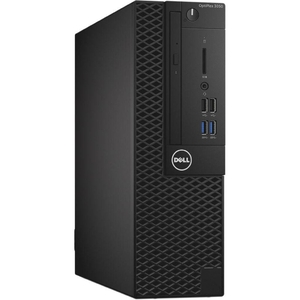 Мощный Dell OptiPlex 3050 SFF на i3-6100 3.7Ггц / DDR 4 / HDMI / поддержка 4к