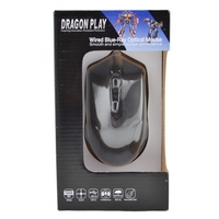 Мышь игровая Dragon play optical mouse NEW  проводная
