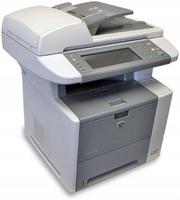 Производительный МФУ (Принтер, сканер, ксерокс) HP M3035XS MFP лазерный черно-белый / пробег до 100т страниц.