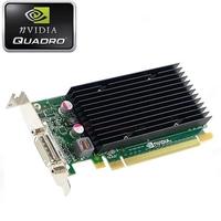 Видеокарта NVIDIA NVS 300 для подключения 2-х мониторов с переходником DMS 150 в комплекте