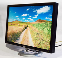"DELL 2407WFP / 24""/ S-PVA / 1920x1200 /  DVI, DisplayPort, кардридер 9-in-2 в количестве"