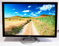 DELL2408 WFP / S-PVA / 1920x1200 /  HDMI, DisplayPort, к-дер 9-in-