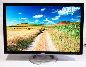 Монитор DELL 2408 WFP / S-PVA / 1920x1200 /  HDMI, DisplayPort