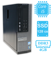 Системный блок Dell OptiPlex 9010 / i5-3570 (3.4 ГГц) / Ram 4 / ssd 128 gb