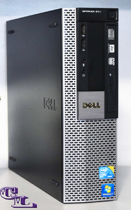 Dell OptiPlex 960 / Core 2 Duo E8400 (3 ГГц) / RAM 4 / HDD 320