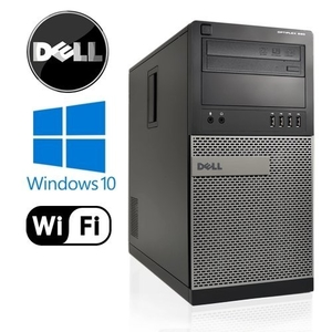 Системный блок Dell OptiPlex 790 Tower на i3-2120. Со звуком.