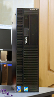 Dell OptiPlex XE / С2D E8400 (3 ГГц) / RAM 4 / HHD 320 / Com-порт 2 шт