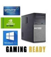 Игровой системный блок Dell OptiPlex 790 Tower на i5-2400 / Видеокарта FierePro 3D Graphics