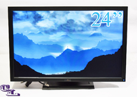 "Dell UltraSharp U2410f / 24"" / IPS / 1920x1200 / DVI, HDMI, VGA (D-Sub) / 400 кд/м2/ картридер"