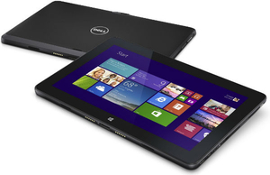 "Планшет Dell Venue 11 Pro Black 64Gb - 10.8"" (1920x1080) IPS Тачскрин / Intel Core M-5Y10 / ОЗУ 4 ГБ / 64GB ssd + microSD до 128 ГБ"