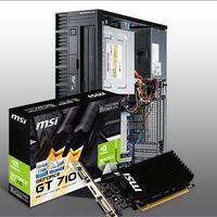 Игровой Dell OptiPlex XE / Quad Q8300 4 ядра / ОЗУ 8 / SSD 120 / GEFORCE GT710 2048MB Сетевые карты 2 шт / Com-порт 2 шт / E-SATА / Hight speed USB
