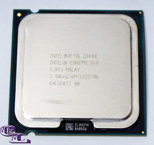Intel Core 2 Duo E8400 3.0GHz / 6MB / 1333MHz
