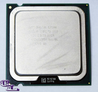 Intel Core 2 Duo E7500 2,9GHz / 3MB / 1066MHz