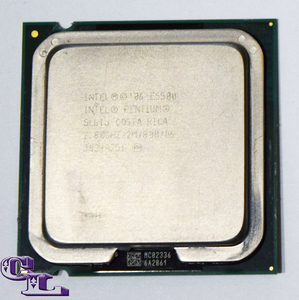 Intel Core 2 Duo E5500 2,8GHz / 2MB / 800MHz