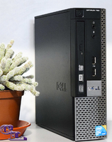 Dell OptiPlex 780USFF / Core 2 Duo E7600 (3 ГГц) / RAM 4 / HDD 320