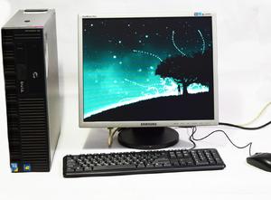 """Dell OptiPlex XE / С2D E8400 (3 ГГц) / RAM 4 / HHD 250 + монитор 19"""" + клавиатура + мышь"""