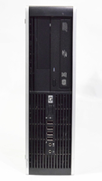 Системный HP Compaq 4000 pro black SFF / Core 2 Duo E5800 (3.2ГГц) / RAM 4 / HDD 250 7200 об/мн / dvi