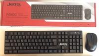 Беспроводный комплект клавиатура и мышь JEDEL WS630