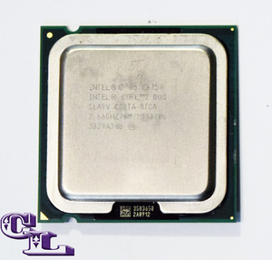 Intel Core 2 Duo E6750 2.66GHz / 4MB / 1333MHz