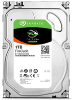 SEGATE FireCuda Гибридный Жесткий диск  HDD1Тб+SSD8Гб 2017г.в.