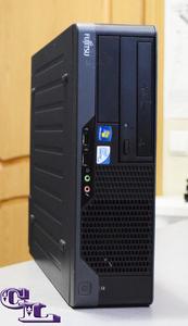 Fujitsu Esprimo E5731 / Core 2 Duo E8400 (3.0 ГГц)  / RAM 2 / HDD 160