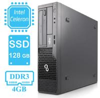 Fujitsu ESPRIMO E500 E85+ / Socket 1155 Intel G530 2.4GHz / RAM 4GB / SSD 128 gb